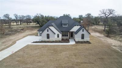 Parker County Single Family Home For Sale: 118 Magnolia