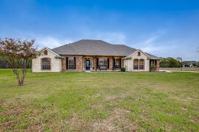 Royse City Single Family Home For Sale: 281 High Plains Trail