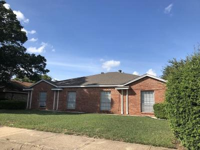 Dallas Multi Family Home For Sale: 2749 Meadow Gate Lane