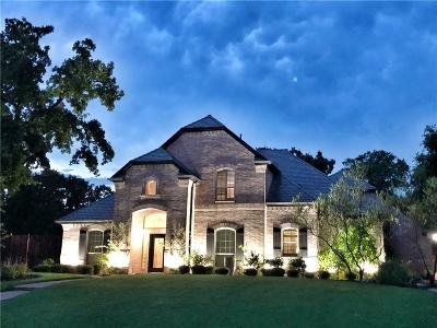 Kennedale Single Family Home For Sale: 1218 Hunters Haven Drive