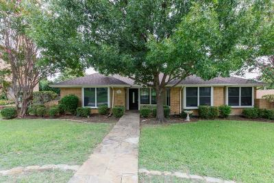 Garland Single Family Home For Sale: 3314 Sunrise Drive