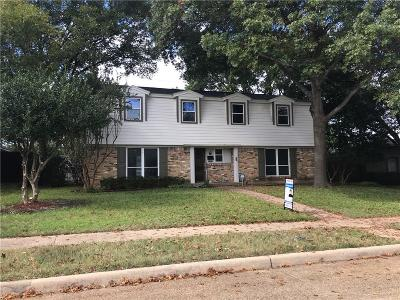 Richardson Single Family Home For Sale: 2027 Custer Parkway