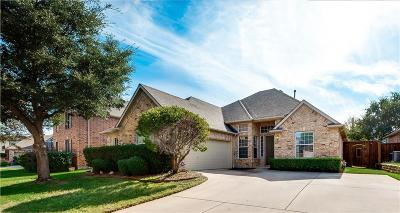 Flower Mound Single Family Home Active Option Contract: 4401 Delaina Drive