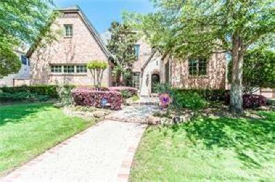 Coppell Single Family Home For Sale: 710 Duncan Drive
