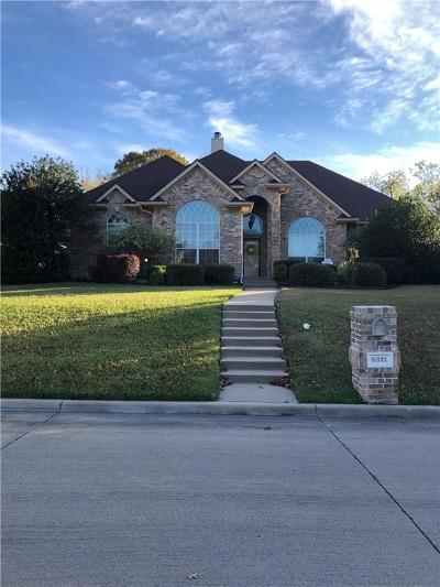 Lake Worth Single Family Home Active Option Contract: 6321 Canyon Trail