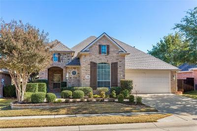 Mckinney Single Family Home For Sale: 1700 Canyon Wren Drive