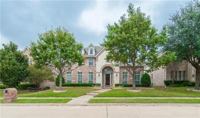 Plano Single Family Home For Sale: 2321 Homestead Lane