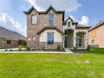 Forney Single Family Home For Sale: 1033 Ellis Way