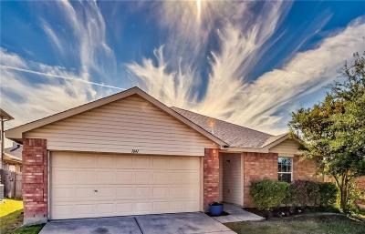 Single Family Home Active Option Contract: 1041 Fort Apache Drive