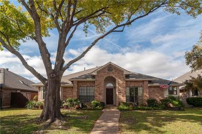 Irving Single Family Home For Sale: 9105 Silverdollar Trail