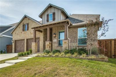 Aledo Single Family Home For Sale: 2016 Bending Oak Street
