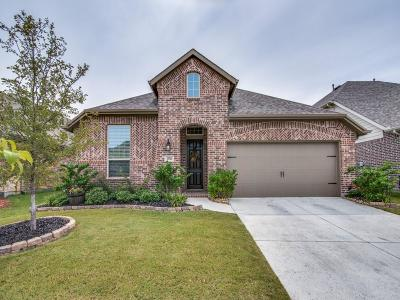 Prosper Single Family Home For Sale: 15504 Governors Island Way