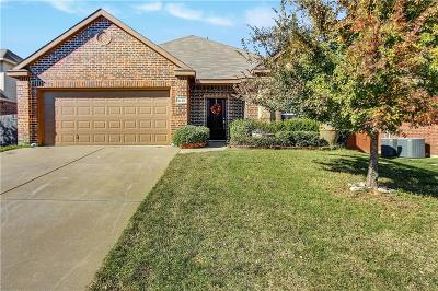 Johnson County Single Family Home For Sale: 1112 Hidden Lake Drive