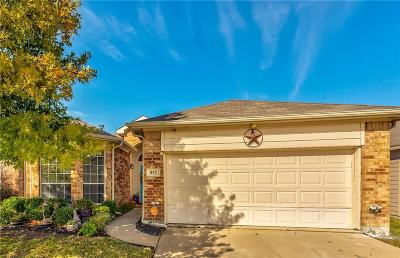 Fort Worth Single Family Home For Sale: 852 San Miguel Trail