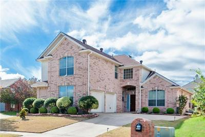 Garland Single Family Home For Sale: 3401 Castleman Cove Drive
