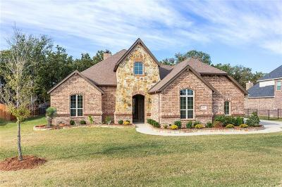 Mansfield Single Family Home Active Option Contract: 7201 Sussex Lane