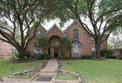 Plano  Residential Lease For Lease: 5209 Coachman Court
