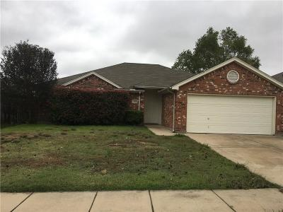 Crowley Single Family Home Active Option Contract: 308 Rock Hill Drive