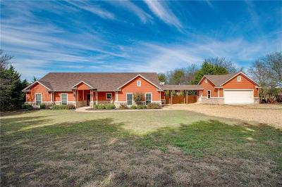 Waxahachie Single Family Home Active Option Contract: 502 Pioneer Court