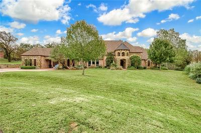 Fort Worth Single Family Home Active Option Contract: 4400 La Cantera Court