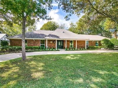Rowlett Single Family Home For Sale: 1809 Faulkner Drive
