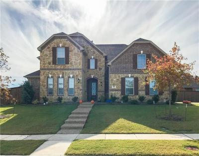McLendon Chisholm TX Single Family Home For Sale: $459,900