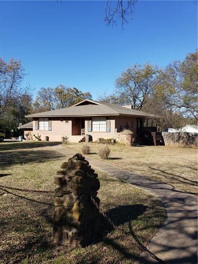 Denison Single Family Home For Sale: 1505 W Gandy