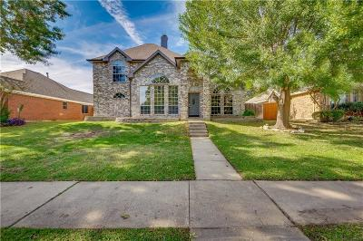 Allen Single Family Home For Sale: 716 Pulitzer Lane