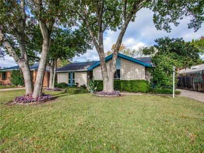Dallas Single Family Home For Sale: 8135 Woodhue Road