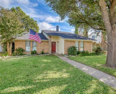Dallas County Single Family Home For Sale: 5402 Wyrick Lane
