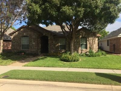 McKinney Single Family Home For Sale: 5212 Spicewood Drive
