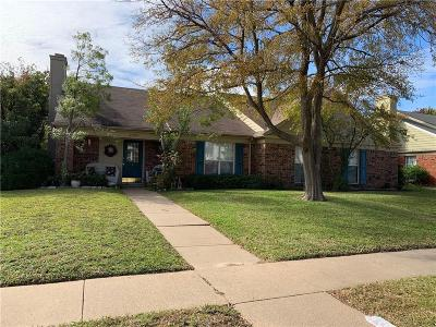 Garland Half Duplex Active Option Contract: 2309 Forestbrook Drive