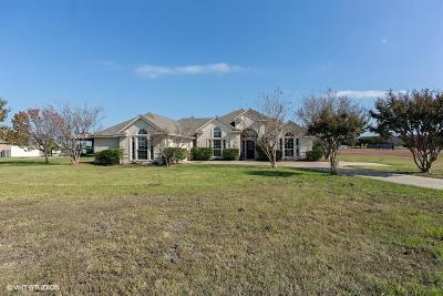 Forney Single Family Home For Sale: 12369 Golden Meadow Lane