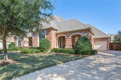 Keller Single Family Home Active Option Contract: 907 Laguna Trail