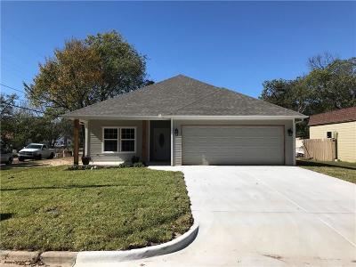 River Oaks Single Family Home For Sale: 1101 Oxford Street