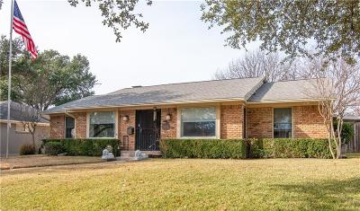 Dallas Single Family Home For Sale: 9735 Parkford Drive