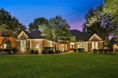 Southlake Single Family Home For Sale: 325 Highland Oaks Circle