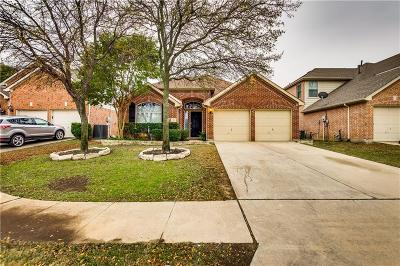 McKinney Single Family Home For Sale: 5505 Amber Way