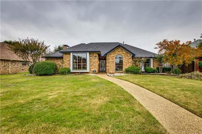 Allen Single Family Home For Sale: 811 Willow Brook Drive