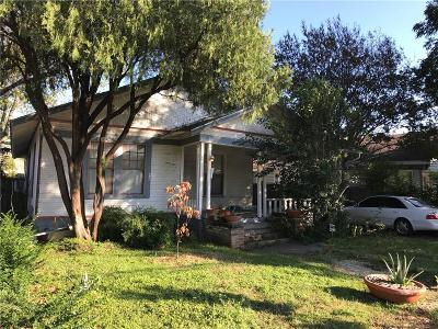 Single Family Home For Sale: 1820 McMillan Avenue
