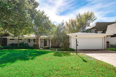 Fort Worth Single Family Home For Sale: 3913 Claridge Court