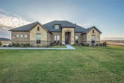 Parker County Single Family Home Active Contingent: 147 North Ridge Court