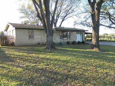 Azle Single Family Home For Sale: 1013 Red Bud Drive