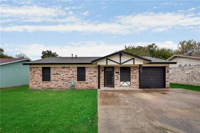 Mesquite Single Family Home For Sale: 809 Pioneer Road