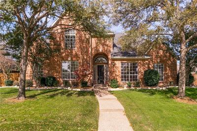 Plano Single Family Home For Sale: 2509 Mitchell Drive