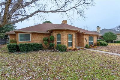 Denton County Single Family Home For Sale: 2423 Kingsridge Drive
