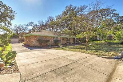 Hurst, Euless, Bedford Single Family Home Active Option Contract: 406 Slaughter Lane