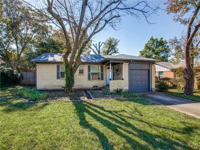 Richardson Single Family Home For Sale: 429 Vernet Street
