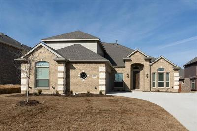Kennedale Single Family Home For Sale: 1705 Stags Leap Trail