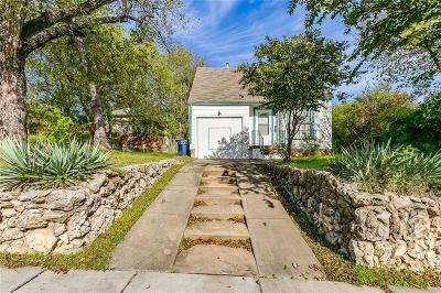 North Fort Worth Single Family Home For Sale: 1864 Highland Avenue